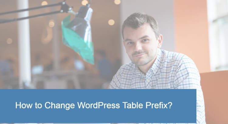 how to change WordPress table prefix (1)