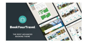 Book Your Travel theme