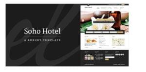 Soho Hotel theme