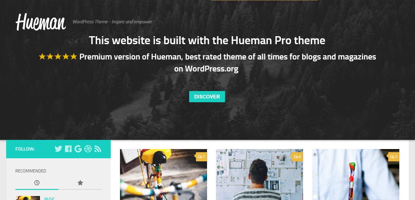 30 Best Free Responsive WordPress Themes for All Niches to Attract ...