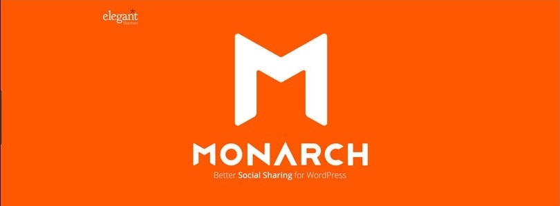 monarch is a social sharing plugin
