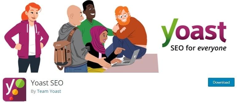yoast seo on page optimization wordpress plugin