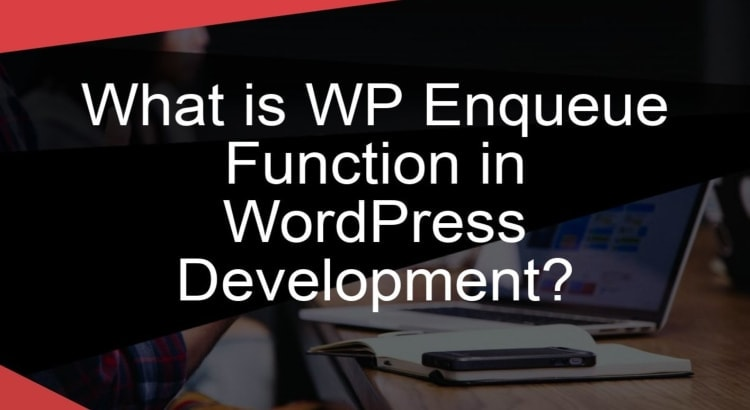 What is WP Enqueue Function