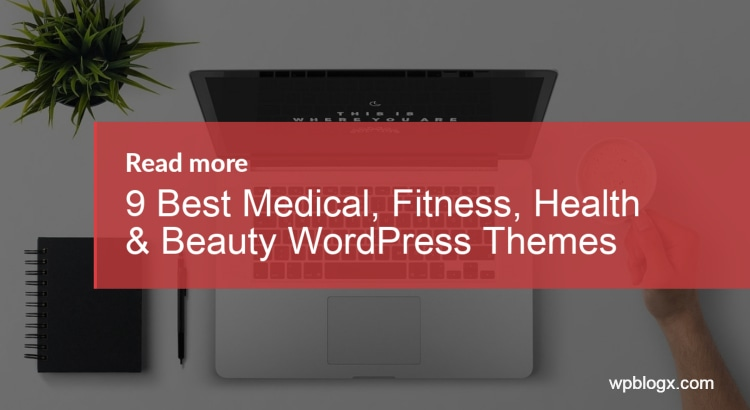 best health medical wordpress themes