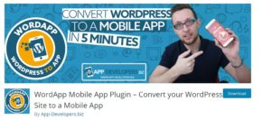 wordapp mobile plugin