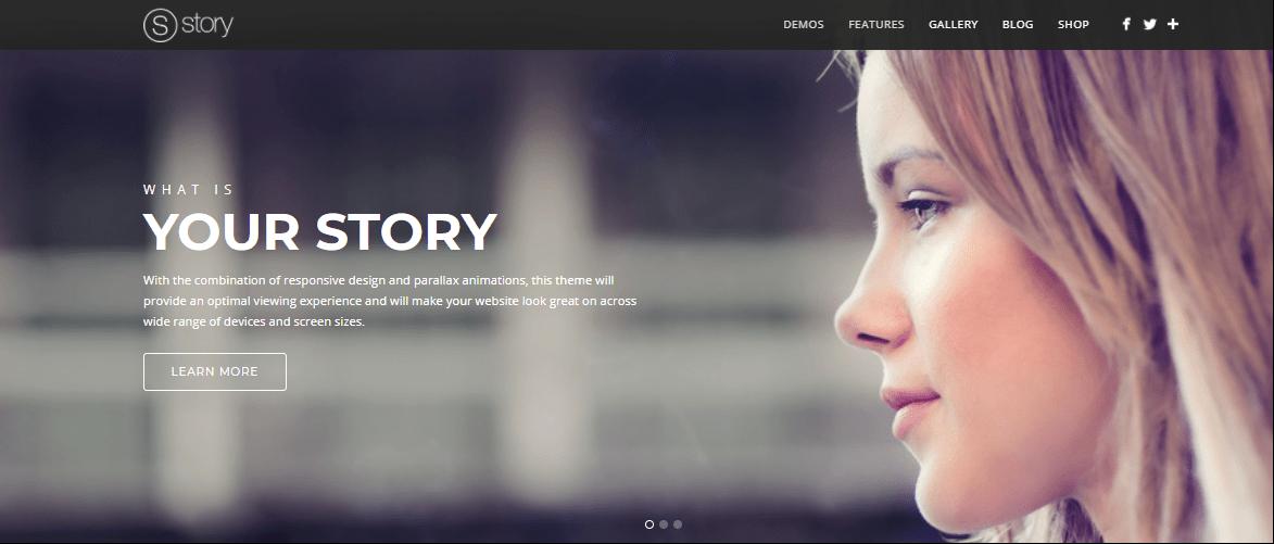 Story - Creative Responsive Multi-Purpose Theme